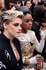 KRISTEN STEWART at Chanel Runway Show at Paris Fashion Week 03/05/2019