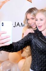 KRISTINA CAVALLARI at Little James by Kristin Cavallari Pop-up Event in Pacific Palisades 03/16/2019