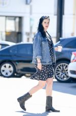 KRYSTEN RITTER Out for Lunch in Los Angeles 03/14/2019