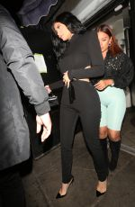 KYLIE JENNER Night Out in West Hollywood 03/15/2019