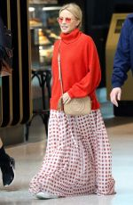 KYLIE MINOGUE Arrives at Airport in Sydney 03/07/2019