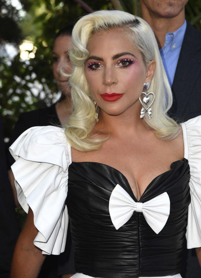 Lady Gaga At Daily Front Row Fashion La Awards 03 17 2019