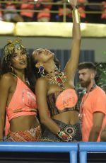 LAIS RIBEIRO and LAYS SILVA at Carnival Parade in Rio De Janiero 03/03/2019