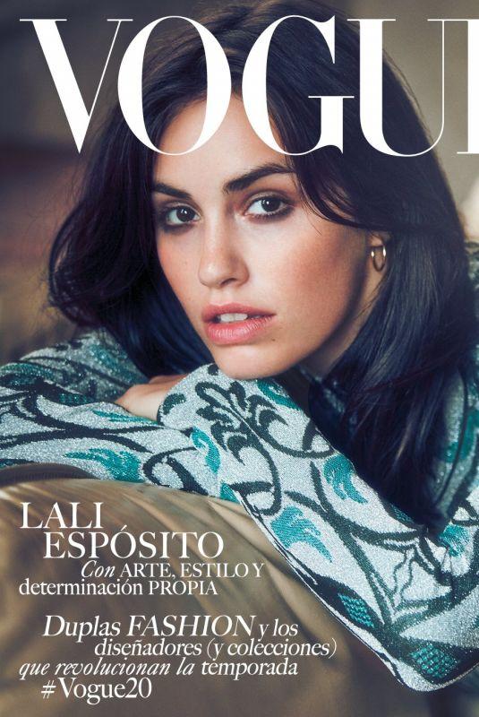 LALI ESPOSITO for Vogue, Latino America March 2019