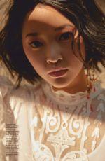 LANA CONDOR in Elle Magazine, Canada April 2019