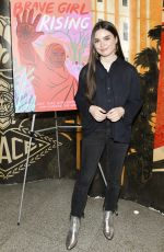 LANDRY BENDER at Brave Girl Rising Special Screening for International Wome