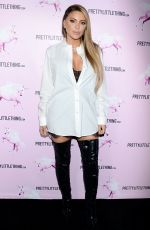 LARSA YOUNAN at Prettylittlething LA Office Opening Party 02/20/2019