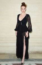 LARSEN THOMPSON at Elie Saab Show at Paris Fashion Week 03/02/2019