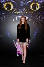 LARSEN THOMPSON at Roger Vivier: Day Dream Vivier Press Day in Paris 02/28/2019