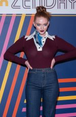 LARSEN THOMPSON at Tommy Hilfiger Tommynow Spring 2019: Starring Tommy x Xendaya Premieres in Paris 03/02/2019