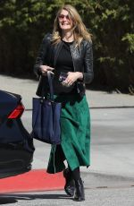 LAURA DERN Leaves The Ivy in Santa Monica 03/10/2019