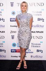 LAURA WOODS at London Football Awards 02/28/2019
