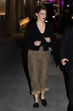 LAUREN COHAN Arrives at Jimmy Kimmel Live!
