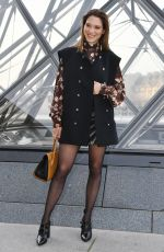 LEA SEYDOUX at Louis Vuitton at Paris Fashion Week 03/05/2019