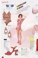 LENA MEYER-LANDRUT in Gala Style Magazine, Germany 2019