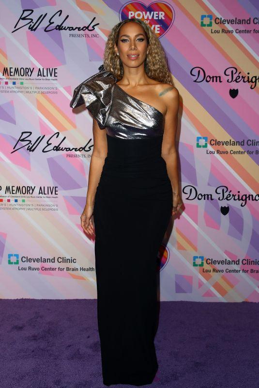 LEONA LEWIS at Power of Love Gala in Las Vegas 03/16/2019