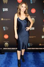 LISA LOCICERO at One Night for One Drop in Las Vegas 03/08/2019