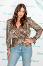 LISA SNOWDON at This Morning Show in London 03/07/2019