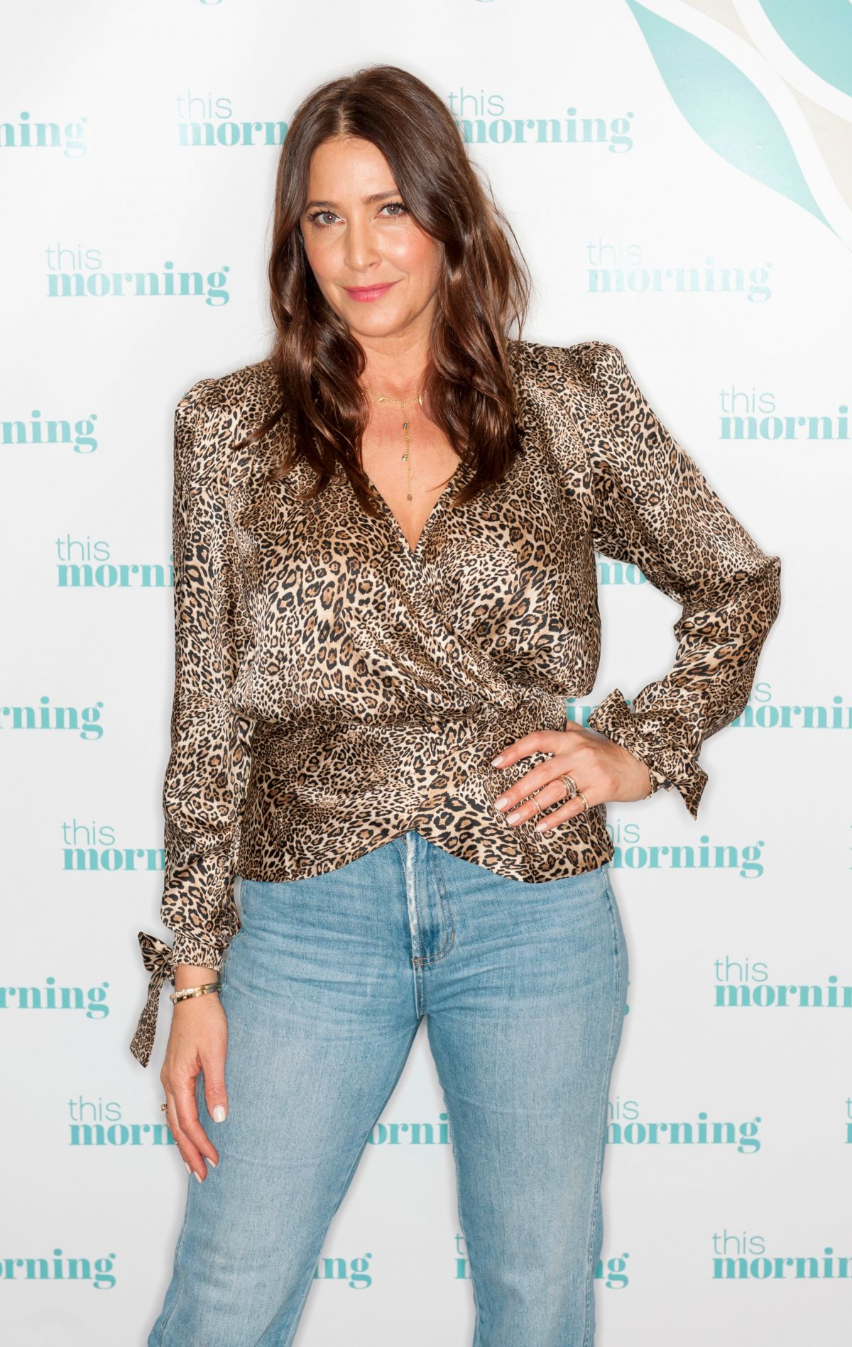 foto de LISA SNOWDON at This Morning Show in London 03/07/2019 HawtCelebs