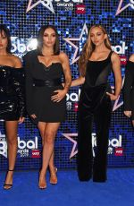 LITTLE MIX at Global Awards 2019 in London 03/07/2019