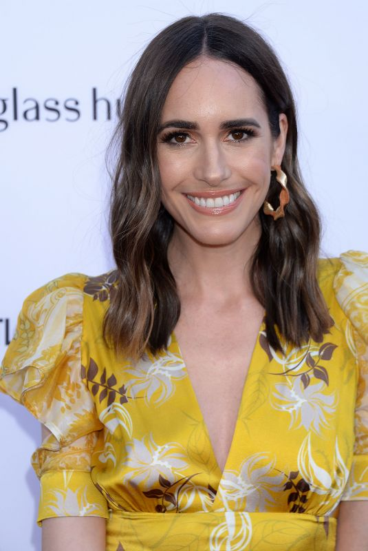 LOUISE ROE at Daily Front Row Fashion LA Awards 03/17/2019
