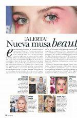 LUCY BOYNTON in Hola! Fashion Magazine, March 2019