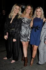 LUCY FALLON Night Out in Manchester 03/09/2019