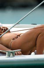 LUISA ZISSMAN in Bikini at a Yacht in Barbados 03/16/2019