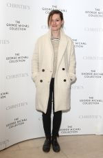 LYDIA WILSON at George Michael Collection VIP Reception in London 03/12/2019