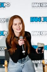 MADELAINE PETSCH at Expo Vancouver at Vancouver Convention Centre 03/03/2019