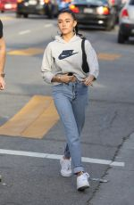 MADISON BEER Out and About in West Hollywood 03/08/2019