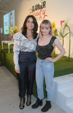 MAISIE WILLIAMS at Glamour Beauty Festival in London 03/10/2019