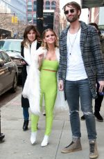 MAREN MORRIS Out and About in New York 03/07/2019