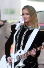 MAREN MORRIS Performs at Today Show in New York 03/08/2019