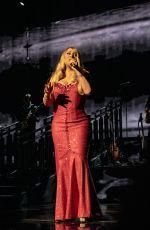 MARIAH CAREY Performs at Caution World Tour in Milwaukee 03/15/2019