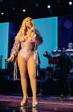 MARIAH CAREY Performs at Caution World Tour in Milwaukee 03/15/2019