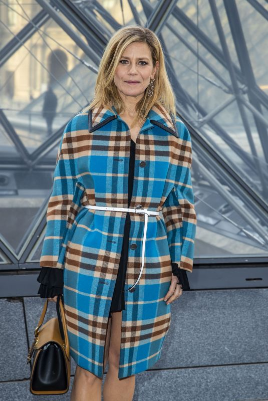 MARINA FOIS at Louis Vuitton Show at Paris Fashion Week 03/05/2019