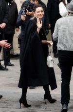 MARION COTILLARD at Chanel Fashion Show in Paris 03/05/2019