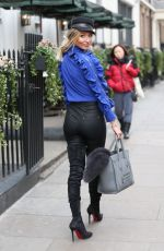 MEGAN MCKENNA Out and About in New York 03/05/2019