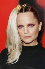 MENA SUVARI at Punk Series Premiere in Los Angeles 03/04/2019