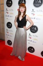 MICHELLE FOX at Whatsonstage Awards 2019 in London 03/03/2019