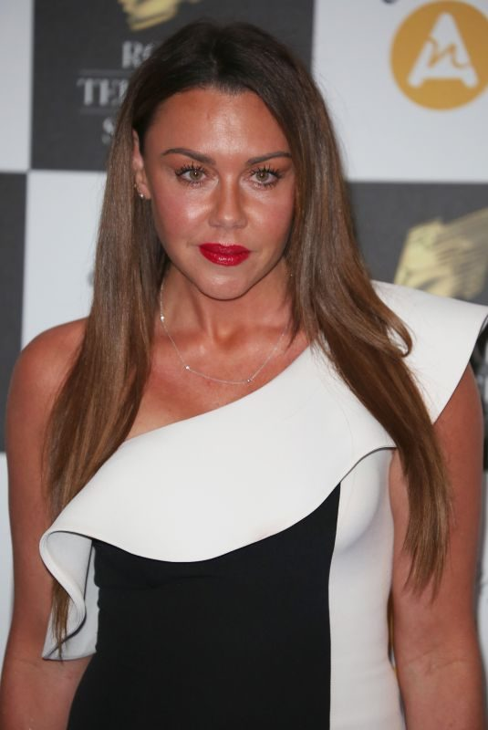 MICHELLE HEATON at Royal Television Society Programme Awards in London 03/19/2019