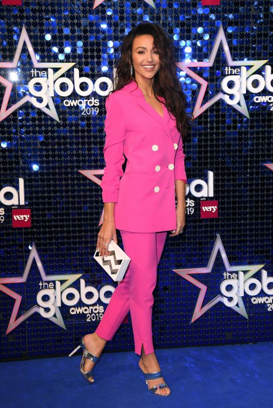 MICHELLE KEEGAN at Global Awards 2019 in London 03/07/2019