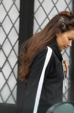 MICHELLE KEEGAN Out and About in Brentwood 03/14/2019