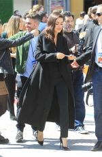 MILA KUNIS Arrives at Regency Village Theatre in Westwood 03/10/2019