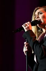 MILEY CYRUS Performs at Women