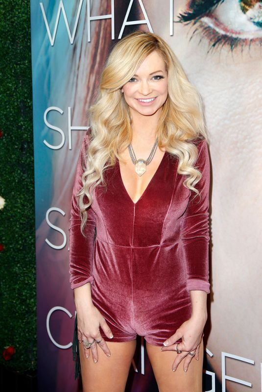 MINDY ROBINSON at Unplanned Premiere in Hollywood 03/18/2019