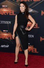 MING-NA WEN at Captain Marvel Premiere in Hollywood 03/04/2019