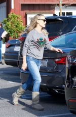 MOLLY SIMS Out and About in Brentwood 03/10/2019