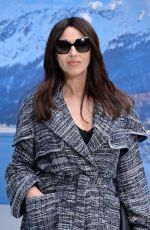MONICA BELLUCCI at Chanel Fashio Show in Paris 03/05/2019